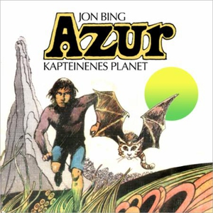 Azur (lydbok) av Jon Bing