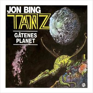 Tanz (lydbok) av Jon Bing