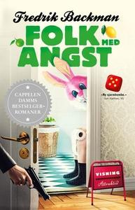 Folk med angst (ebok) av Fredrik Backman