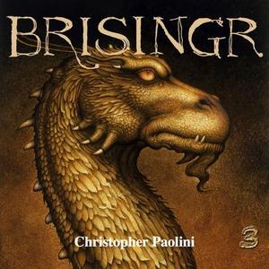 Brisingr (lydbok) av Christopher Paolini