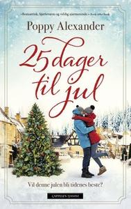 25 dager til jul (ebok) av Poppy Alexander