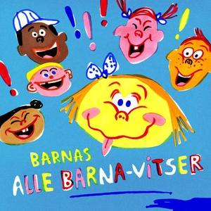 Barnas alle barna-vitser (lydbok) av Ukjent