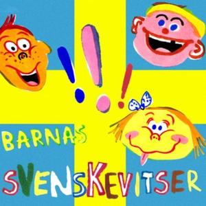 Barnas svenskevitser (lydbok) av Ukjent