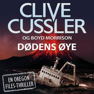Dødens øye (lydbok) av Clive Cussler, Boyd Mo
