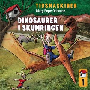 Dinosaurer i skumringen (lydbok) av Mary Pope