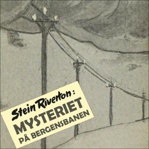 Mysteriet på Bergensbanen (lydbok) av Stein R