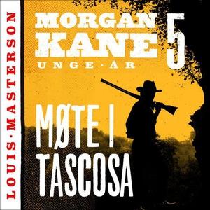 Møte i Tascosa (lydbok) av Louis Masterson