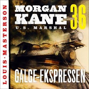 Galge-ekspressen (lydbok) av Louis Masterson