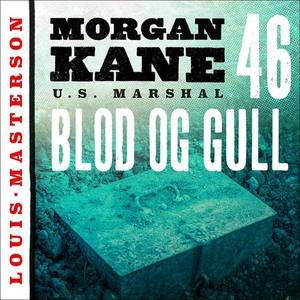 Blod og gull (lydbok) av Louis Masterson