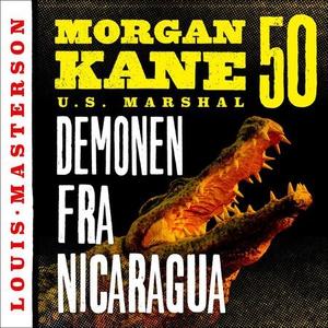 Demonen fra Nicaragua (lydbok) av Louis Maste