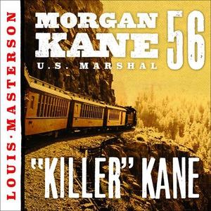 """""""Killer"""" Kane (lydbok) av Louis Masterson"""