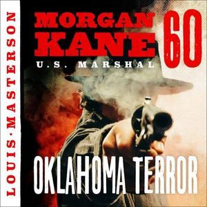 Oklahoma terror (lydbok) av Louis Masterson