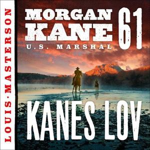 Kanes lov (lydbok) av Louis Masterson