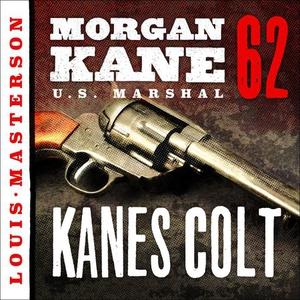 Kanes colt (lydbok) av Louis Masterson