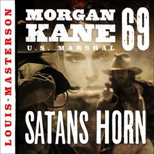 Satans horn (lydbok) av Louis Masterson
