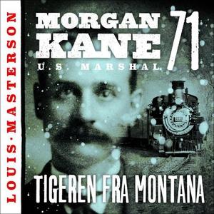 Tigeren fra Montana (lydbok) av Louis Masters
