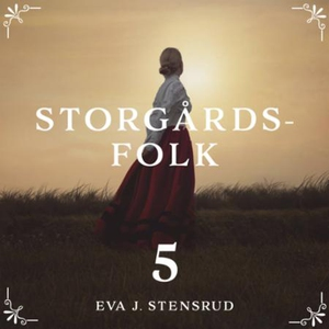 Skjebnens lenker (lydbok) av Eva J. Stensrud