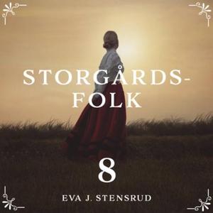 Sirklene sluttes (lydbok) av Eva J. Stensrud