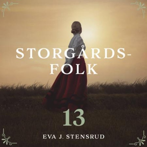 Fortidens skygge (lydbok) av Eva J. Stensrud