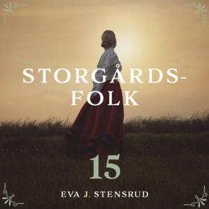 Skyggedans (lydbok) av Eva J. Stensrud