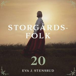 Mistanker (lydbok) av Eva J. Stensrud