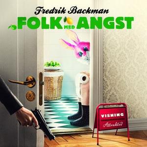 Folk med angst (lydbok) av Fredrik Backman