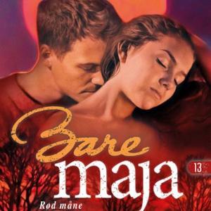 Rød måne (lydbok) av Liv Almendingen