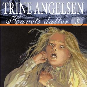 Flammenes rov (lydbok) av Trine Angelsen