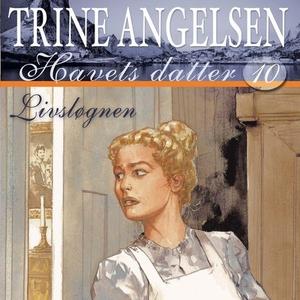 Livsløgnen (lydbok) av Trine Angelsen