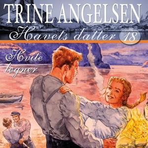 Hvite løgner (lydbok) av Trine Angelsen