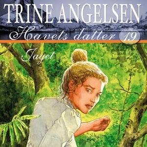 Jaget (lydbok) av Trine Angelsen