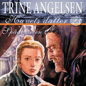 Spådommen (lydbok) av Trine Angelsen