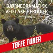 Bjørnedramatikk ved Lake Herodier