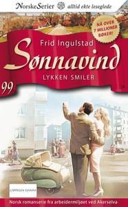 Lykken smiler (ebok) av Frid Ingulstad