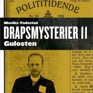 Gulosten (lydbok) av Monika Nordland Yndestad
