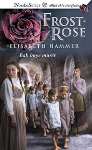 Bak høye murer (ebok) av Elisabeth Hammer