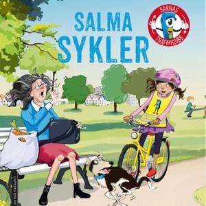 Salma sykler (lydbok) av Carsten Flink