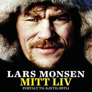 Lars Monsen (lydbok) av Lars Monsen, Kjetil S