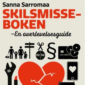 Skilsmisseboken (lydbok) av Sanna Sarromaa