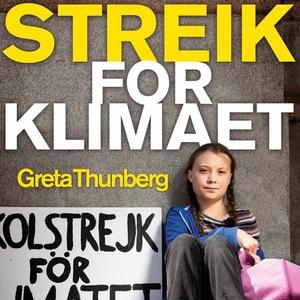 Streik for klimaet (lydbok) av Greta Thunberg