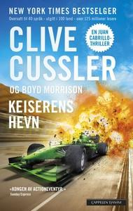 Keiserens hevn (ebok) av Clive Cussler, Boyd