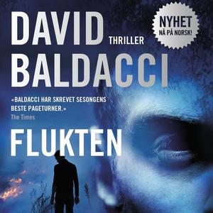 Flukten (lydbok) av David Baldacci