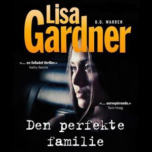 Den perfekte familie (lydbok) av Lisa Gardner