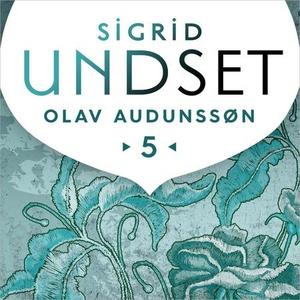 Ødemarken (lydbok) av Sigrid Undset