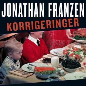 Korrigeringer (lydbok) av Jonathan Franzen