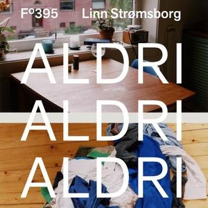 Aldri, aldri, aldri (lydbok) av Linn Strømsbo