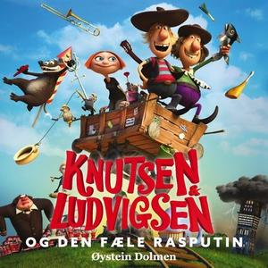 Knutsen & Ludvigsen og den fæle Rasputin (lyd