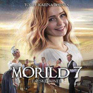 Falske toner (lydbok) av Torill Karina Børnes