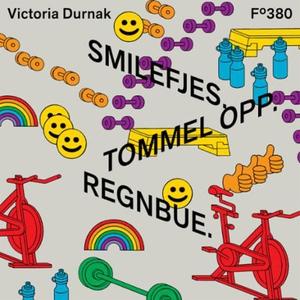 Smilefjes. Tommel opp. Regnbue (lydbok) av Vi