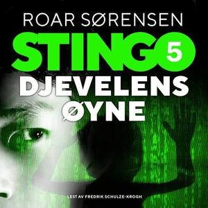 Djevelens øyne (lydbok) av Roar Sørensen